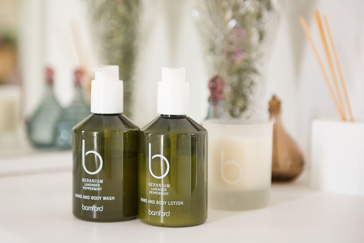 Complimentary Bamford Products